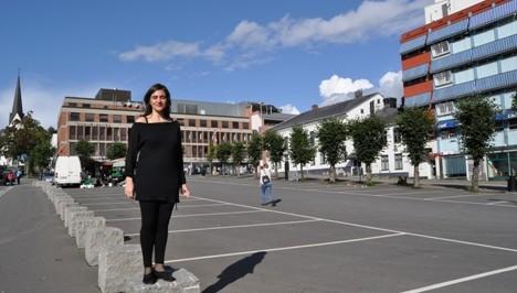 dreamhamar Belinda Stortorget Square Hamar