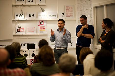 Workshop. Photo by Christoffer H. Nielsen
